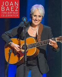 Cover Joan Baez - 75th Birthday Celebration [DVD]
